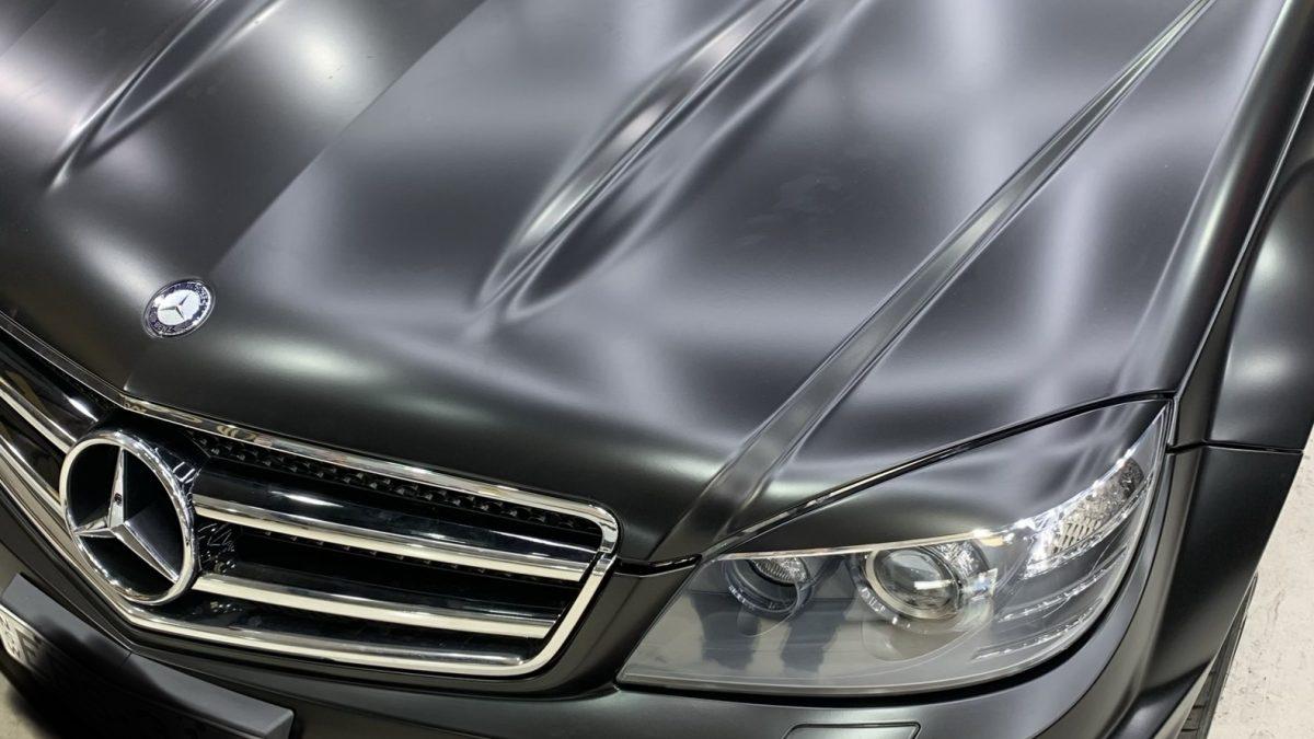 Matte Black Car Wraps - What's Next? - Concept Wraps